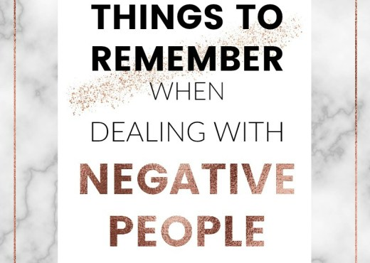 spirituallyempowered negative people