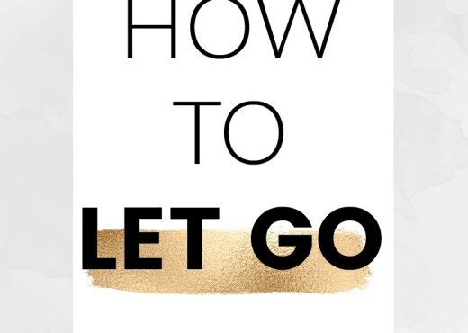 We're told to simply 'let go' of everything from emotions to people, and that can be very frustrating when you're not really sure how to do that or what letting go even means. In this post, we'll uncover what letting go is and how to do it!