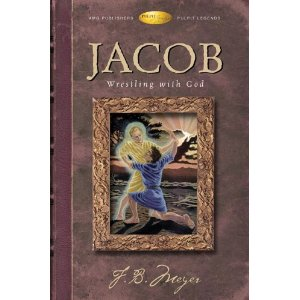 Jacob-Wrestling with God
