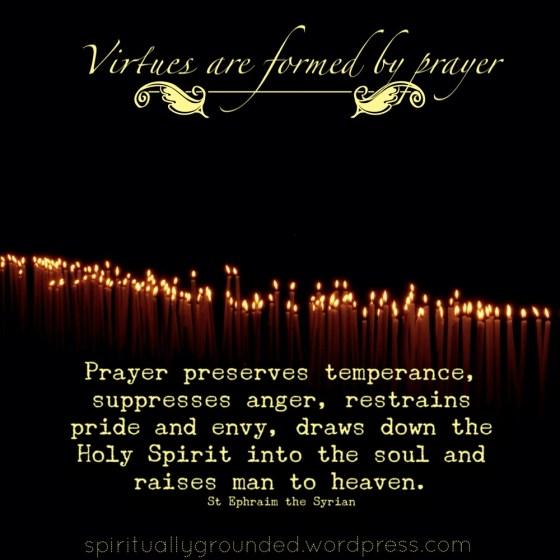 42-Prayer forms Virtue-St Ephraim