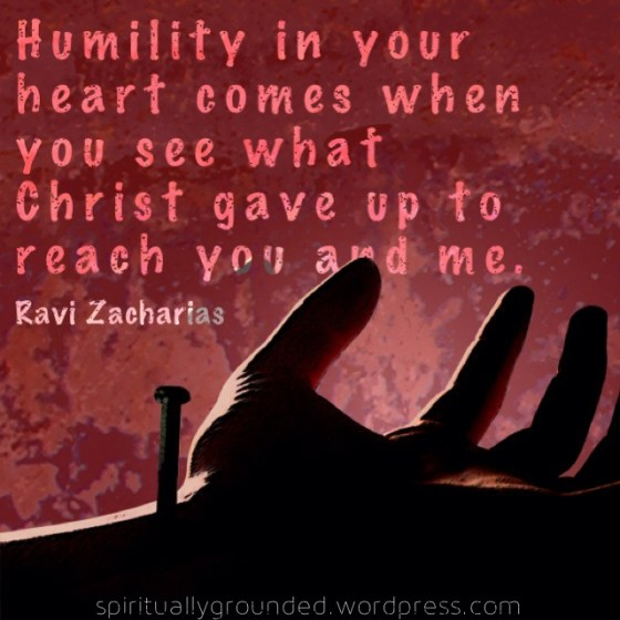 54-Humility-Ravi Zacharias