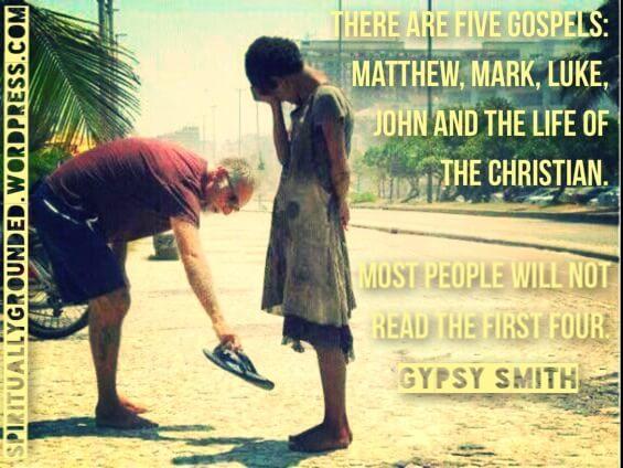 67-Fifth Gospel-Gypsy Smith