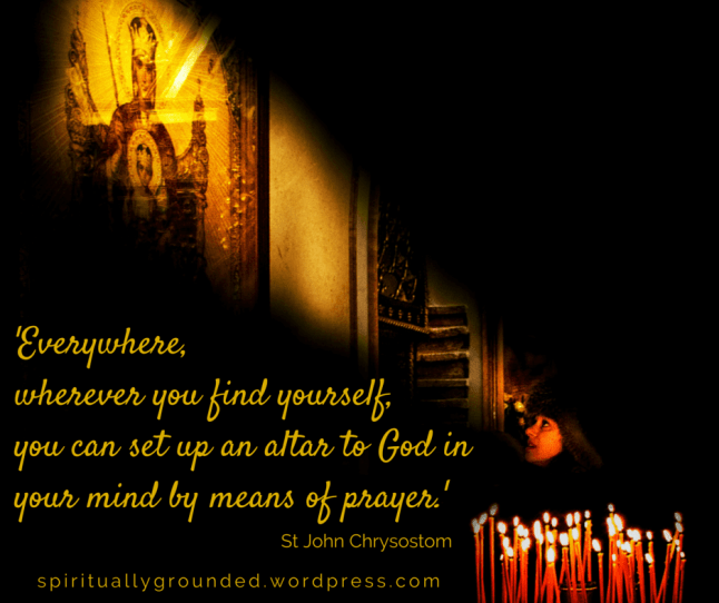 88-Pray Everywhere-John Chrysostom