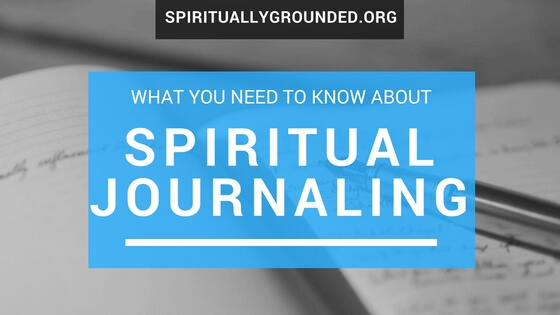 Get your spiritual life on track with the simple yet powerful practice of spiritual journaling.
