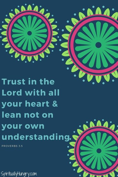Overcoming Stress | How to Find Peace | Trust in the Lord | Scripture Quotes | Bible Verses