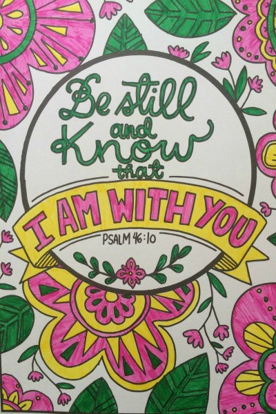 Be still and know that I am God   Scripture verses   Scripture Quotes   Rest in God