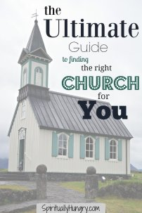Tips For Visiting A Church | How To Find A Church