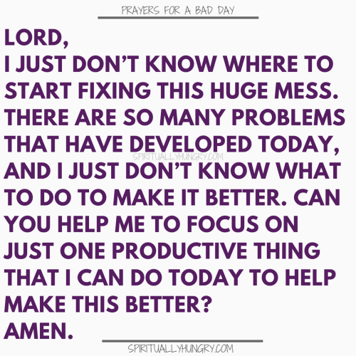 Prayer For Troubled Times | Prayers For Troubled Times