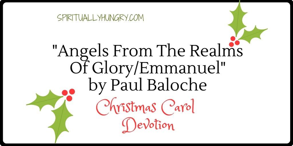 Christmas, Devotional