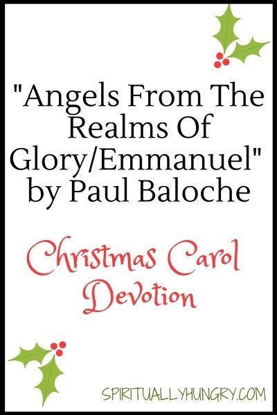 Christmas, Devotional, Christian