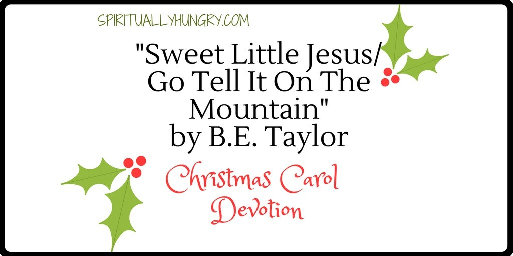 Christmas, Christian, Devotions