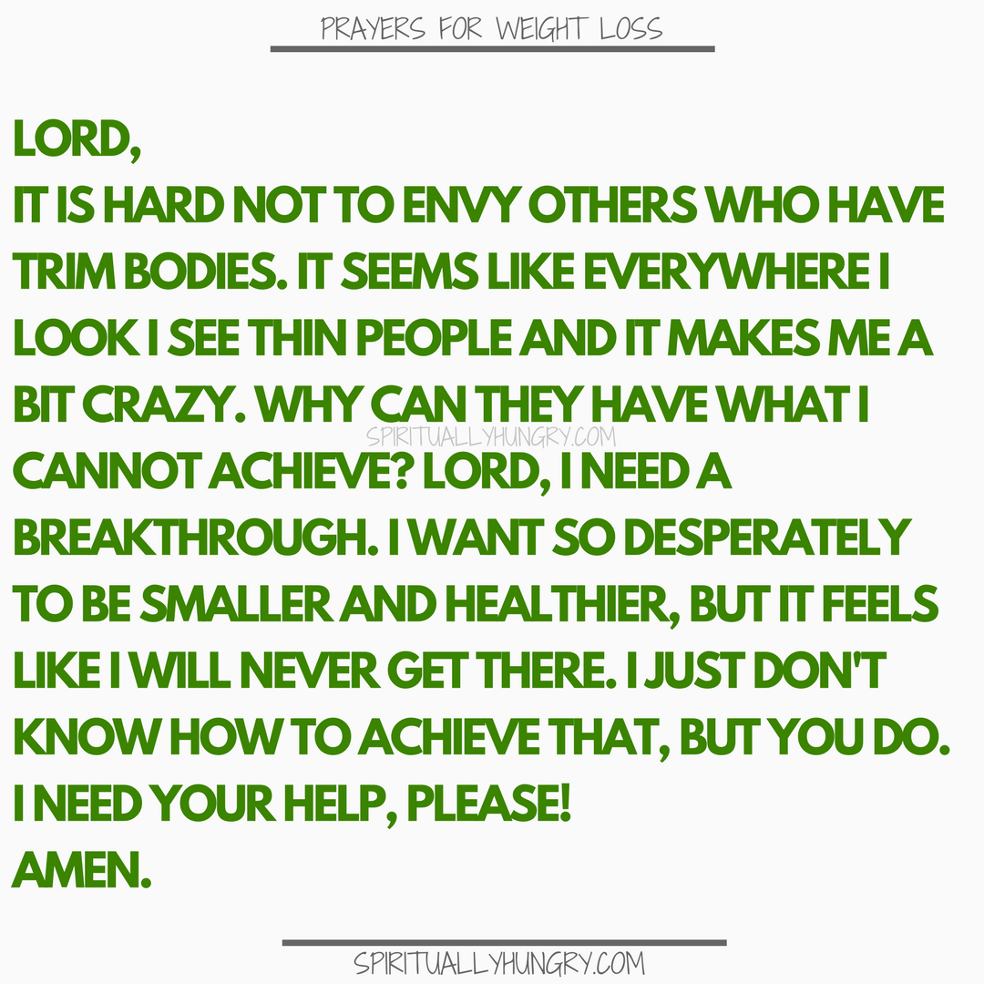 Prayers For Weight Loss | Prayer For Weight Loss
