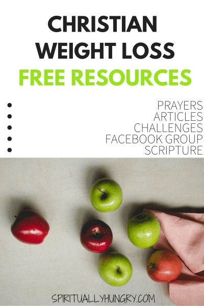 Christian Weight Loss