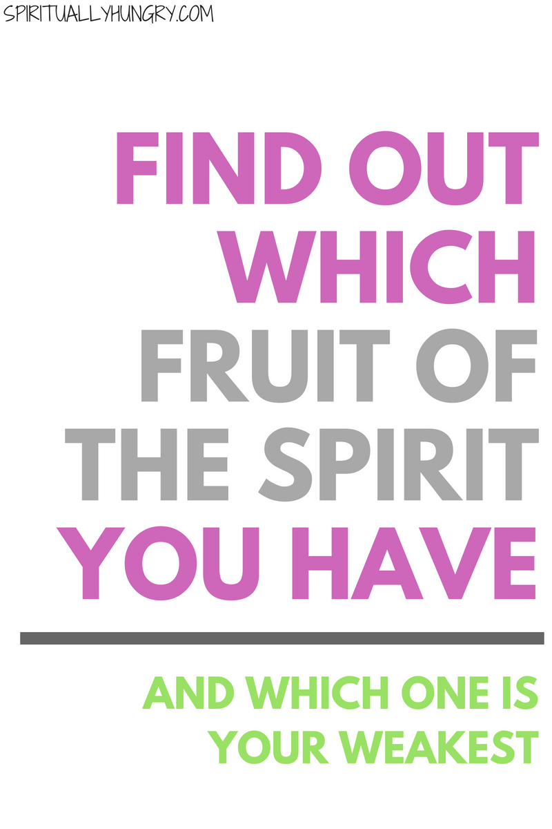 Dig deeper into what the Fruit of the Spirit is and the meaning of each Fruit. Find out what Fruit is your natural gifting and which one you need have God grow more. A Bible study post on the Fruit of the Spirit that also comes with a free coloring book!