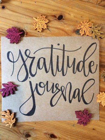 Gratitude Journal