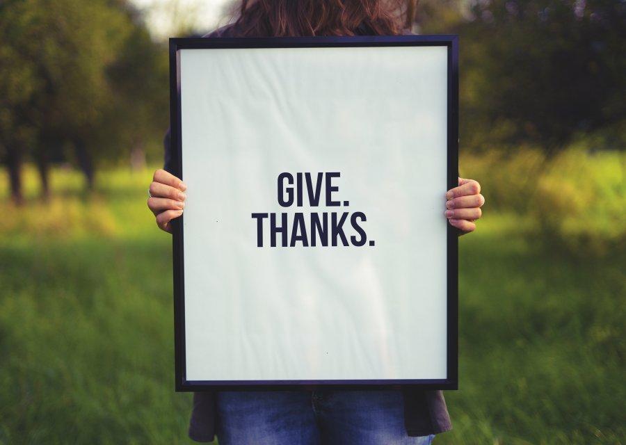 Gratitude Quiz