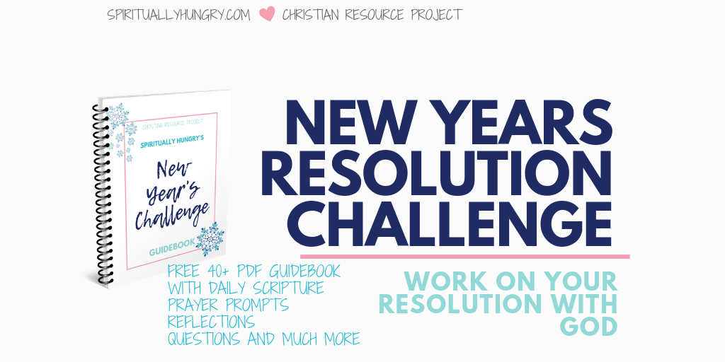 31 Day New Year's Resolution Challenge
