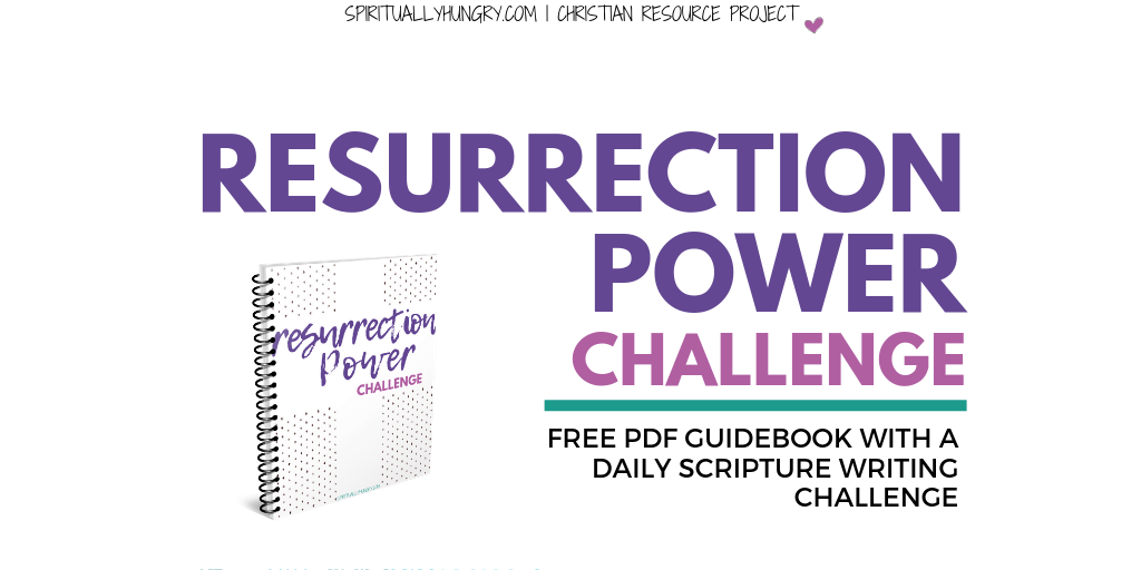 Resurrection Power Challenge