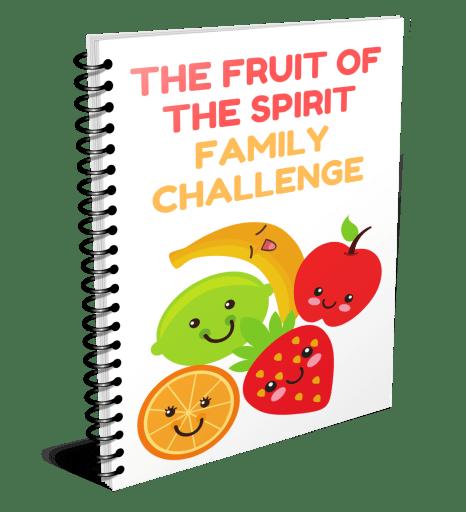 The Fruit Of The Spirit Family Challenge | Family Ministry | Christ-Centered Home
