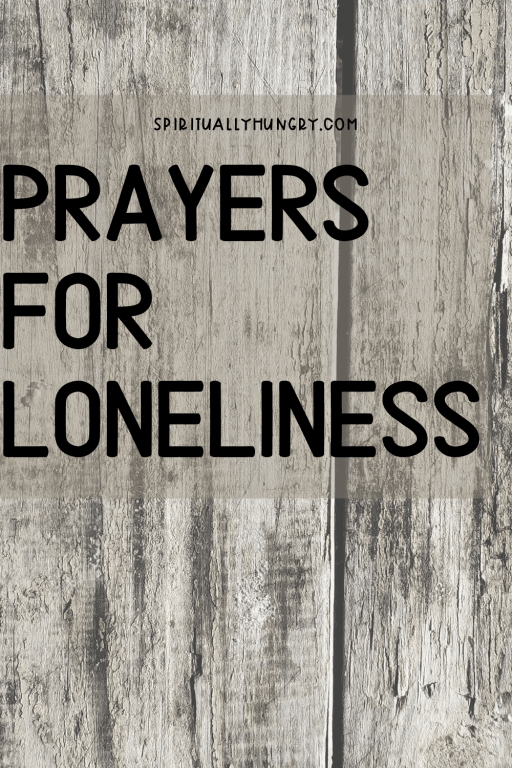 Prayers For Loneliness | Short Prayers | Prayers For Isolation | Loneliness Prayer