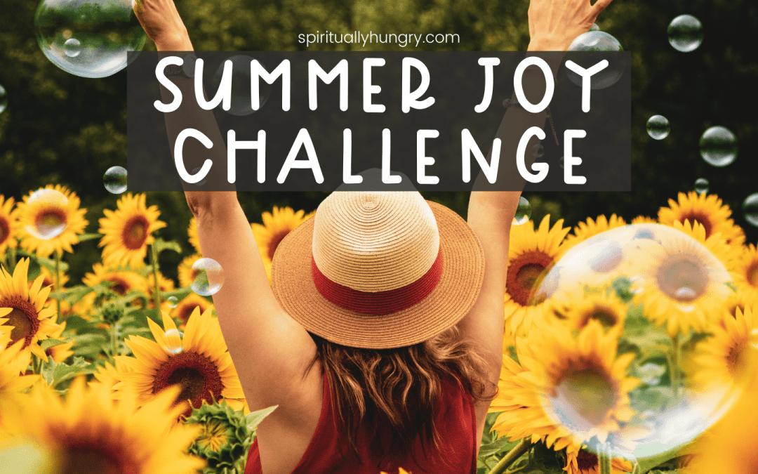 Summer Joy Challenge