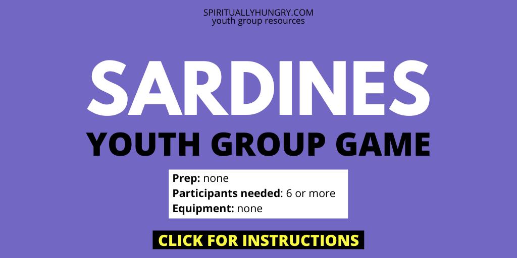 Sardines Game Instructions