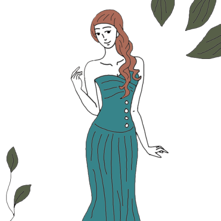 Dreaming of Evening Dresses