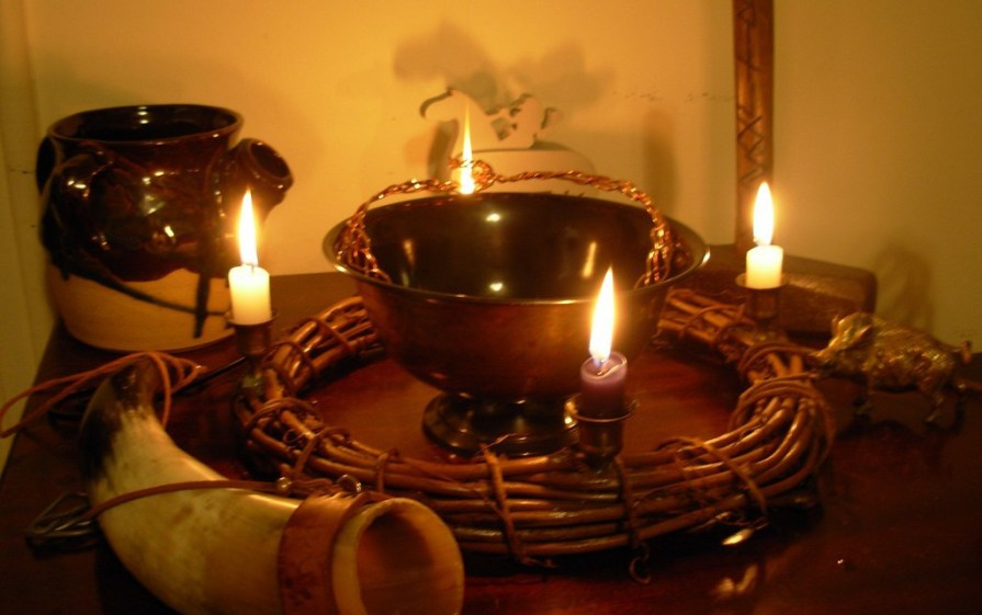 Wiccan love spells in Europe
