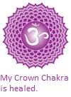 My Crown Chakra Affirmation