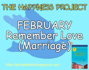 February Happiness Project: Love