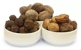 3 fruits triphala présentation