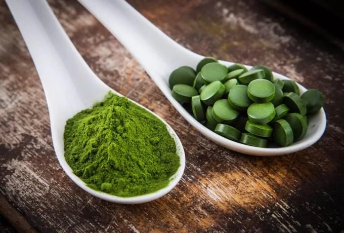 chlorella pour ted autisme et carences alimentaires