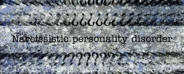Narcisyt persoonlijkheidsstoornis