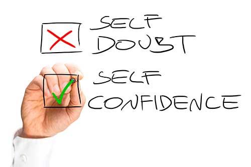 Meer zelfvertrouwen