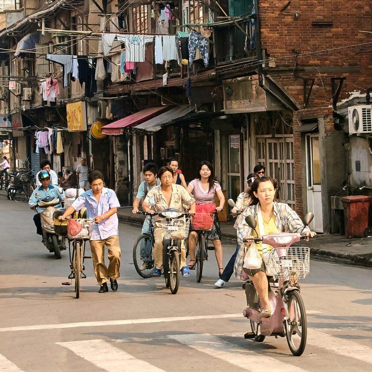 上海・中国