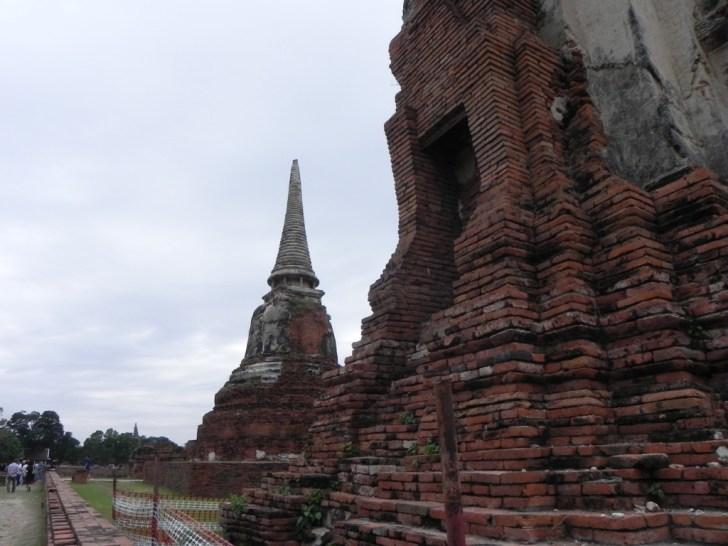 仏教寺院廃墟