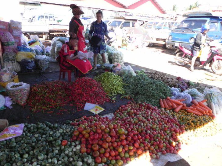 ダオファン・マーケット(Dao Heuang Market)