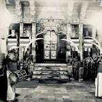 仏歯寺のお堂