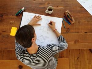 Partner Drawing