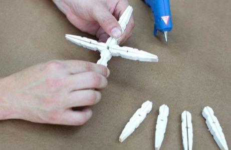Βήμα 4: Φτιάξτε τη βάση για το στολίδι σας.