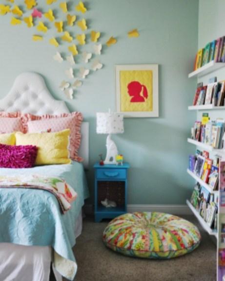 Τα παιδικά δωμάτια θέλουν χρώμα και στοιχεία από τη φύση!