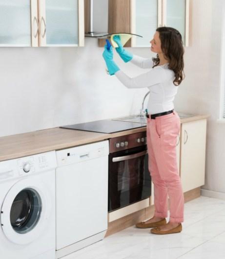 Ο καθαρισμός του απορροφητήρα σας πρέπει να γίνεται τακτικά.