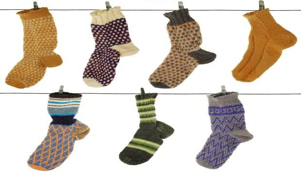 5+1 Τρόποι για να Χρησιμοποιήσετε τις «Ορφανές» Κάλτσες σας