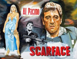 Scarface_painting_movie_poster_al_pacino_portrait