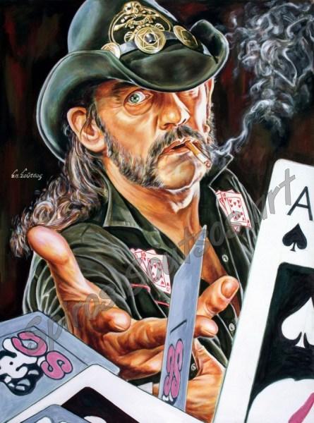 Lemmy_kilmister_painting_portrait_motorhead_poster_original_artwork