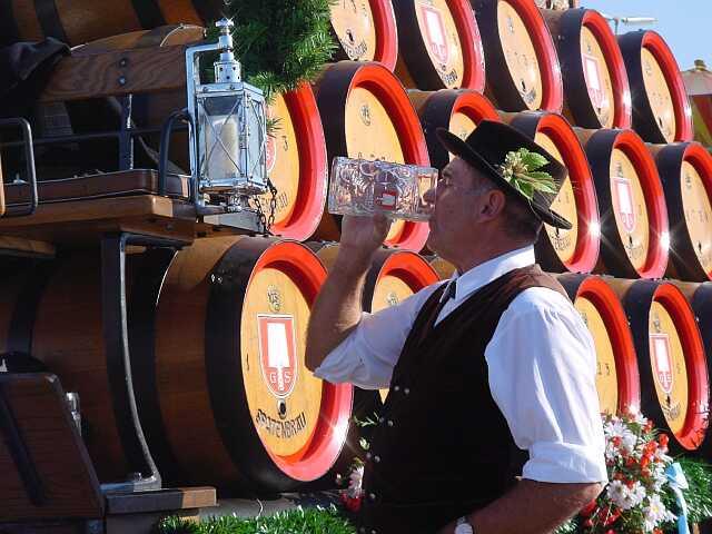 Немецкое пиво способствует снижению риска инфаркта миокарда