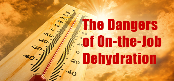 Dehydration Header