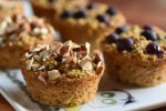 Bagt havregrød - perfekte morgenmads muffins