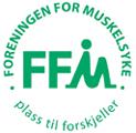 Logo Foreningen for muskelsyke