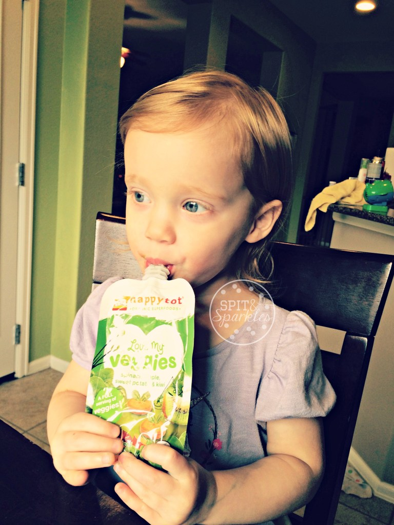 Spit and Sparkles Love My Veggies Giveaway #veggies #toddlers #pickyeaters